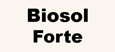 biosol forte fertilizers